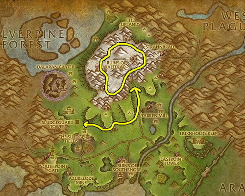 Farming Tin/Silver in Hillsbrad